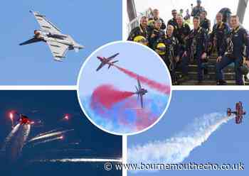Bournemouth Air Festival 2021: What will it look like?
