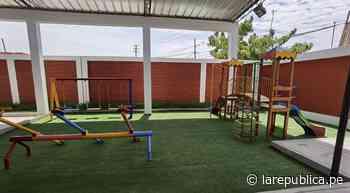 Piura: culminan construcción de colegio en la provincia de Ayabaca LRND - LaRepública.pe