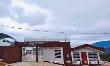 Piura: culminan construcción de colegio en Cacaturo - Ayabaca - El Regional