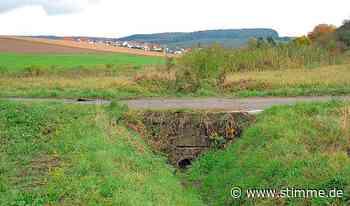 Von Hochwasser gefährdete Gebiete in Obersulm sollen besser geschützt werden - STIMME.de - Heilbronner Stimme