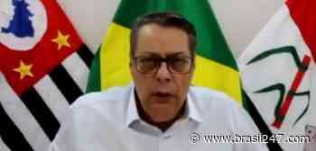 """Em vídeo, prefeito de Pirassununga desabafa: """"a Covid está aí e quem não acredita é ignorante, 'zóio tapado'' - Brasil 247"""