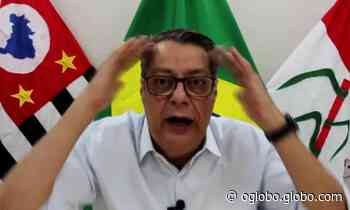 Com cidade perto do colapso, prefeito de Pirassununga desabafa contra negacionistas: 'Zóio tapado' - O Globo