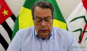 Prefeito de Pirassununga faz apelo por doações para aquisição de novos leitos de Covid-19 - G1