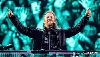 French DJ David Guetta says fair if festivals require vaccinations - Geo News