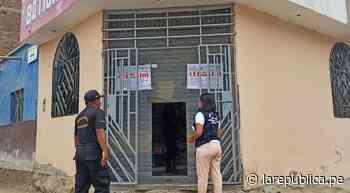 Lambayeque: farmacias vendían medicamentos falsificados en Ferreñafe LRND - LaRepública.pe