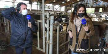 """La """"France bouge"""" dans le salon de la ferme expérimentale de Grignon - Europe1"""