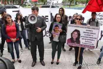 Ratifican condena contra pastor en caso Juliana Campoverde - La Hora - La Hora (Ecuador)