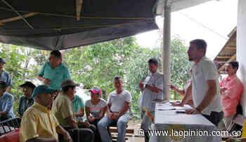 Cucutilla: mejoran todas las escuelas   La Opinión - La Opinión Cúcuta