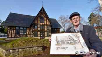 Historische Turnhalle in Sondershausen als Bildvorlage - Ostthüringer Zeitung