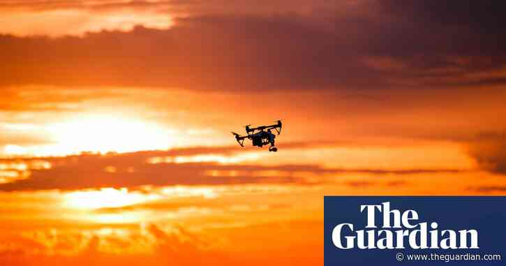 MI5 involvement in drone project revealed in paperwork slip-up