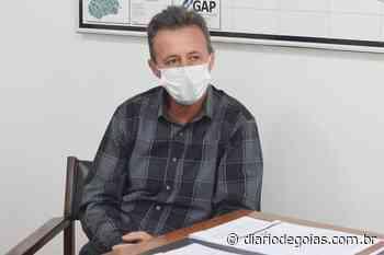 Prefeito de Ipameri e primeira-dama testam positivo para a Covid-19 - Diário de Goiás