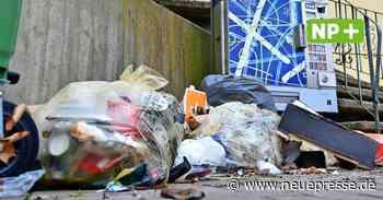 Laatzen: Von Ratten bevölkerter Müllberg ist nach mehr als einem Monat beseitigt - Neue Presse