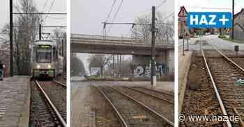 Neue Hochbahnsteige für Laatzen bis 2023 - Hannoversche Allgemeine