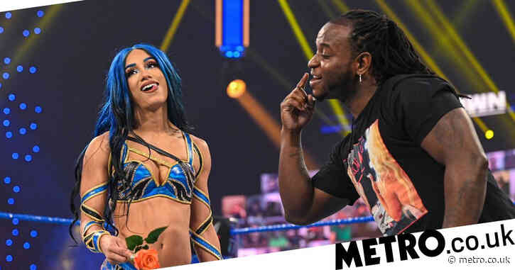 WWE's Reginald gets fired during SmackDown: Sommelier and former Cirque du Soleil star has a rough night