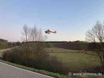 Schwerer Unfall bei Ingelfingen - Heilbronner Stimme