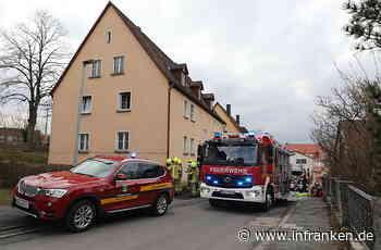 Wohnhausbrand in Neustadt an der Aisch: 49-Jährige muss reanimiert werden - inFranken.de