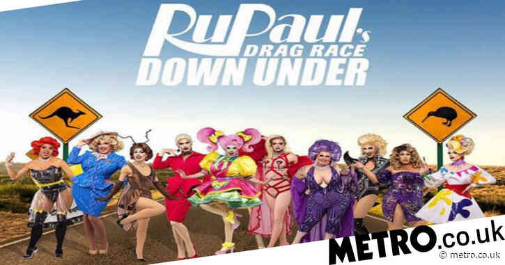 Say g'day to the Aussie and Kiwi queens of RuPaul's Drag Race Down Under as season one cast is Ru-vealed