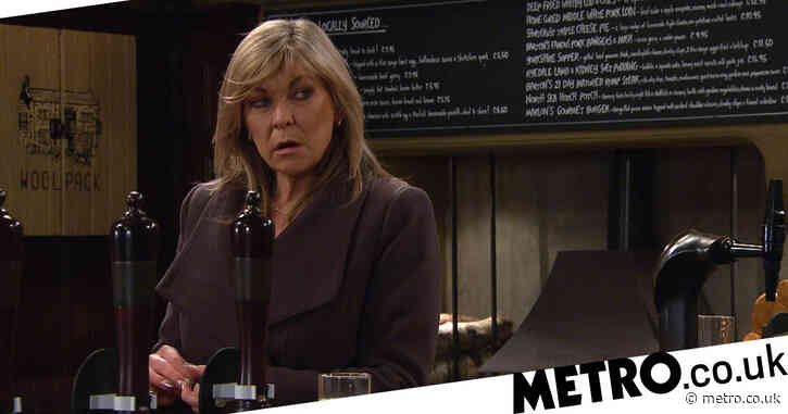 Emmerdale spoilers: Kim Tate's shock revenge after she spikes Dawn Taylor's drink