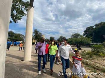 Inauguran Bulevar Bicentenario Batalla de Carabobo en Guacara - Últimas Noticias