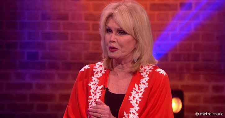 Joanna Lumley insists she won't be watching bombshell Meghan Markle and Prince Harry interview