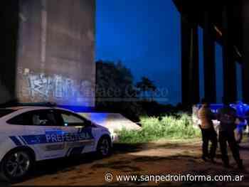 El cuerpo hallado en Zárate Brazo Largo era el de Paulino - San Perdo Informa