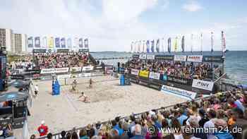 Beach-Volleyball-Serie legt Stopp auf Fehmarn ein - fehmarn24.de