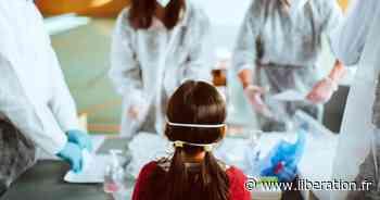 Tests salivaires à Bourg-la-Reine : «C'est dégoûtant, mais c'est pour protéger l'école» - Libération