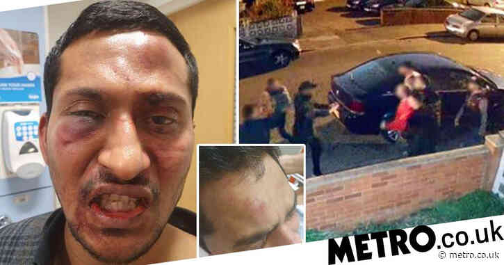 Brothers savagely beaten 'after asking lockdown party revellers to quieten down'