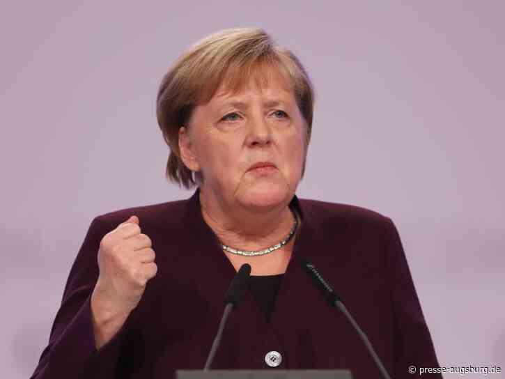 Merkel hält Frauen für benachteiligt