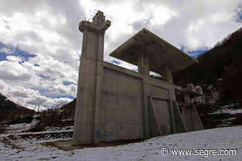 Esquiadores sin estación en la Vall Fosca - SEGRE.com