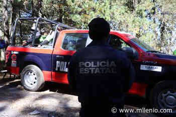 Se enfrentas policías y huachigaseros en Calpulalpan - Milenio