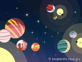 Exoplanet Types Graphic – Exoplanet Exploration: Planets Beyond our Solar System - NASA Exoplanet Exploration and Discovery