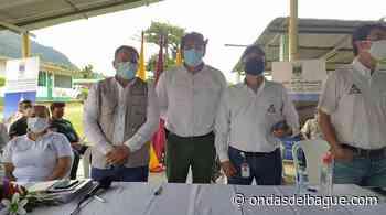 Alcaldía de Purificación y Cunday firmaran convenio para rehabilitar la vía que une a las dos poblaciones - Emisora Ondas de Ibagué, 1470 AM