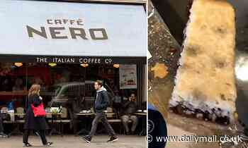 Caffè Nero staff switch sell-by dates to make gone-off food appear fresh