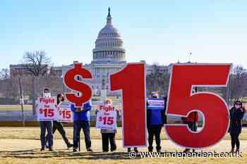 Senate breaks deadlock on Biden's $1.9 trillion Covid bill —but $15 minimum wage rejected