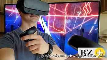 Fit zu Hause mit Virtual Reality