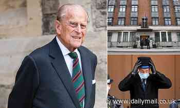 Prince Philip spends second day back at King Edward VII hospital after leaving St Bart's