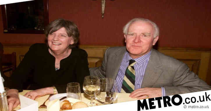 John le Carré's widow Jane dies aged 82 'of broken heart' weeks after husband's death