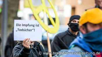 Newsblog: Corona-Demo in Leipzig: Polizei auf Großeinsatz vorbereitet