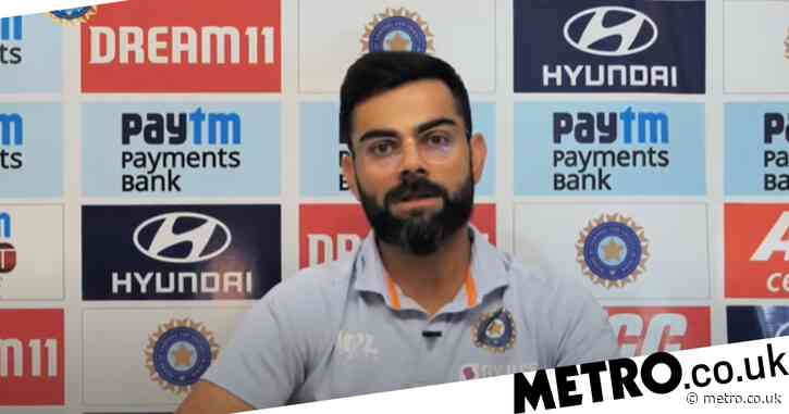 Virat Kohli pays tribute to his India team after emphatic Test series victory over England