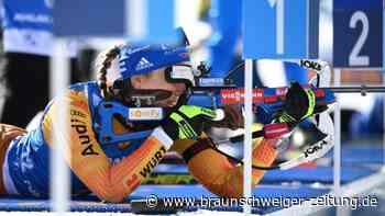 Biathlon in Nove Mesto: Preuß Achte im Weltcup-Sprint - Norwegerin Eckhoff siegt