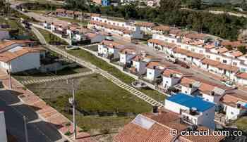 Gramalote pide al Fondo Adaptación continuidad a la construcción de casas - Caracol Radio