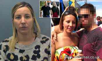 Teacher, 35, who had outdoor sex with pupil, 15, dumped her ex after he 'refused to swing with her'
