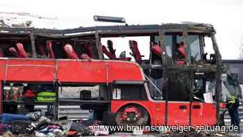 Verkehrsunfall: Tote und Verletzte bei schwerem Busunglück in Polen