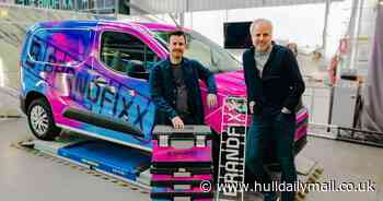Hull dad and son businessmen hope to conquer Europe despite lockdown