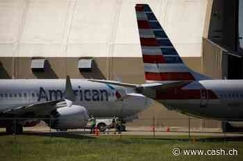 Krisenflugzeug - Erneuter Vorfall mit Boeing 737 Max - aber sichere Landung in Newark