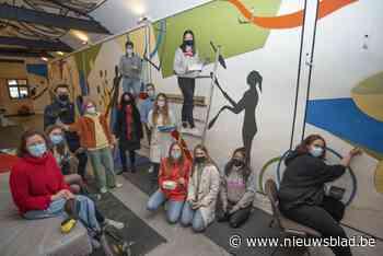 Leerlingen fleuren jarig circusatelier op (Brugge) - Het Nieuwsblad