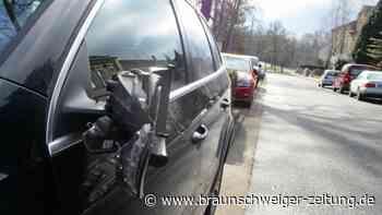 Unfallflucht – Unbekannter streift Auto in Schöningen