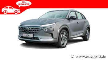 Hyundai Nexo im Auto-Abo: Brennstoffzellen-Auto flexibel testen - autobild.de