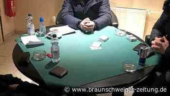 """Polizei hebt """"Glücksspiel-Hölle"""" in Peine aus"""